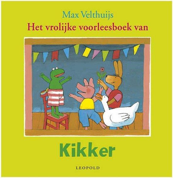 Leopold Boek Kikker Vrolijke Voorleesboek