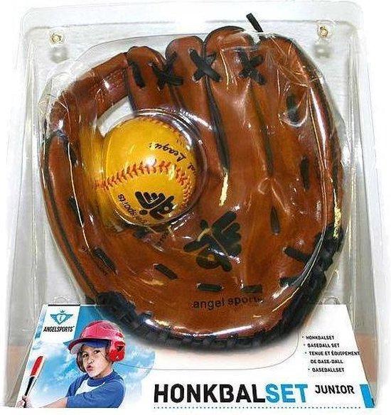 Angel Sports Honkbalhandschoen Met Bal