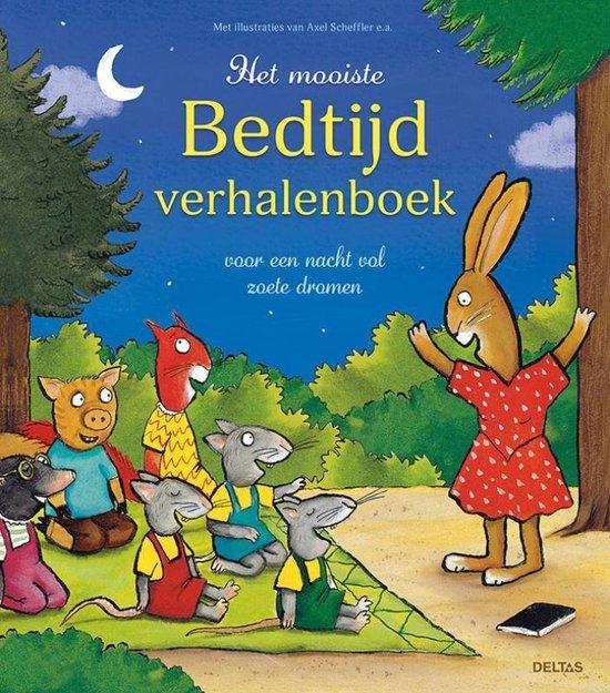 Het mooiste bedtijd verhalenboek