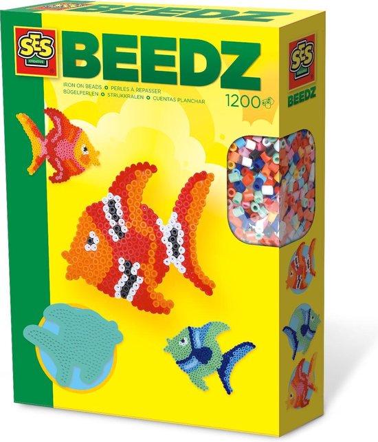 SES Beedz Strijkkralen – Vis
