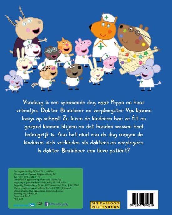 Peppa dokters en verplegers
