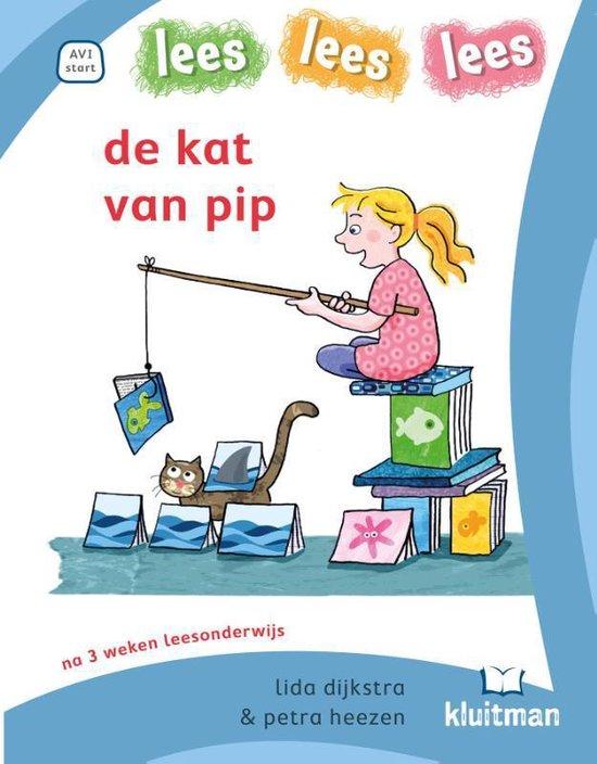 lees lees lees de kat van pip