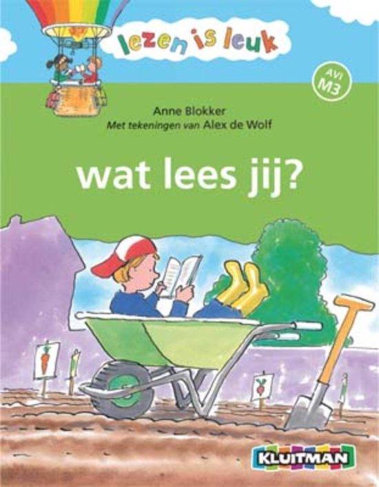 Lezen is leuk Wat lees jij