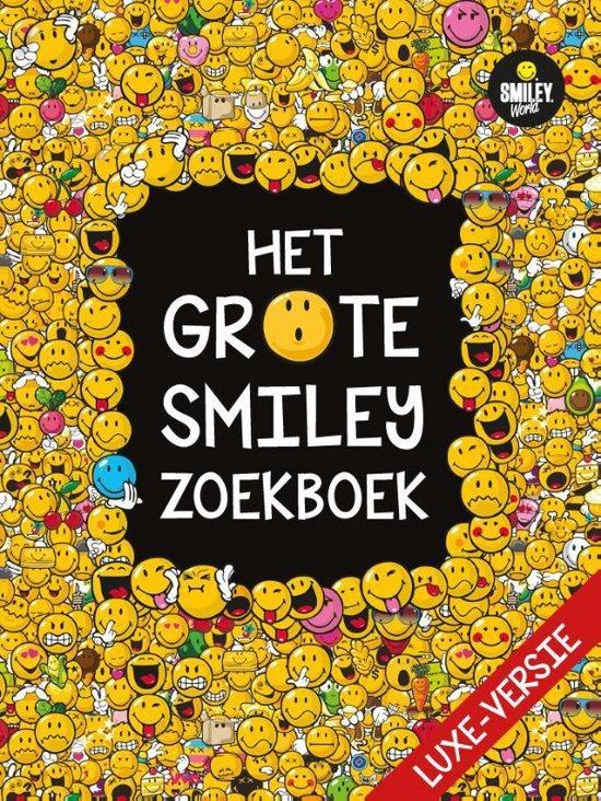 Het Smiley Zoekboek
