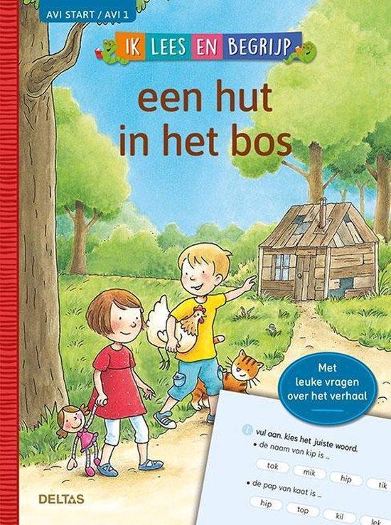 Ik lees en begrijp Een hut in het bos
