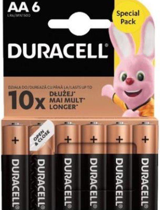 Duracell Budgetverpakking