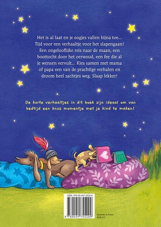 De allermooiste 3 minuut verhaaltjes voor het slapengaan