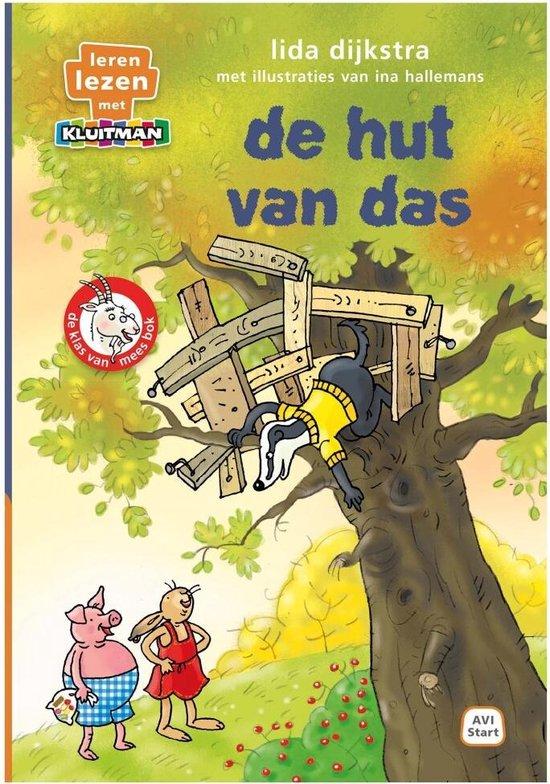 Lezen met Kluitman de Hut van Das