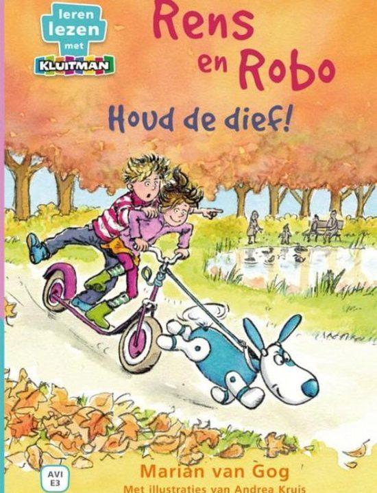 Rens en Robo Houd de dief!