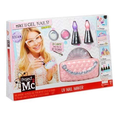Project MC2 UV Nail Maker