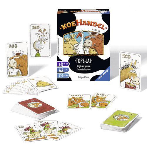 Kaartspel Koehandel
