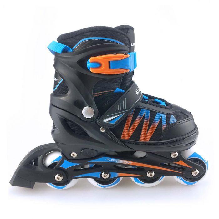 Inline Skates Alert Oranje Maat 31-34