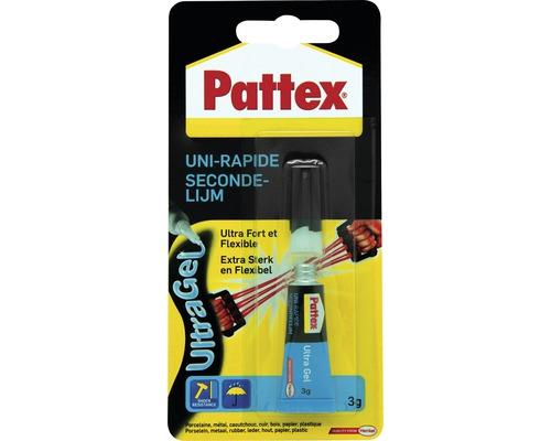 PATTEX Secondelijm Ultragel 3 g