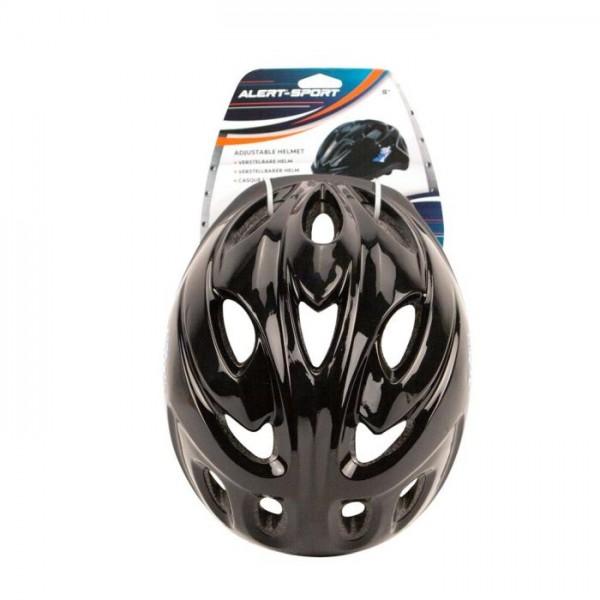 Helm Verstelbaar Zwart Alert