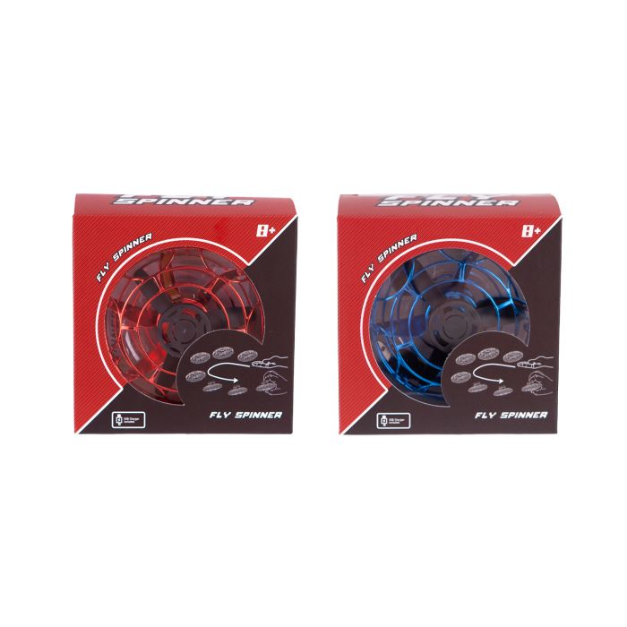 Fly Spinner 2 Assorti