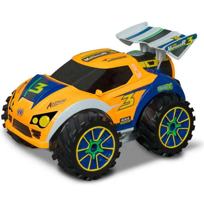 R/C Vaporizr Nano 3 Oranje Nikko Bestuurbare Auto