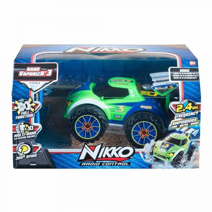 R/C Vaporizr Nano 3 Groen Nikko Bestuurbare Auto