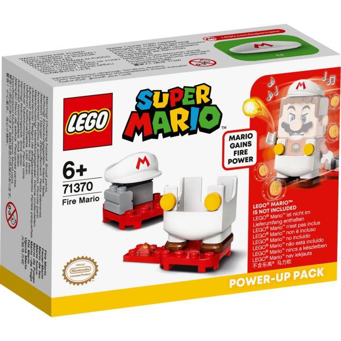 LEGO Super Mario 71370 Power-Uppakket: Vuur-Mario