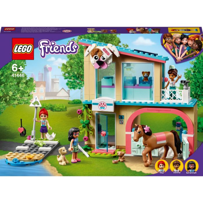 LEGO Friends 41446 Heartlake City Dierenkliniek