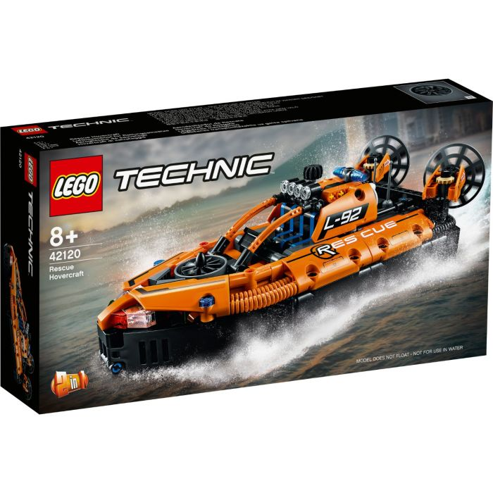 LEGO Technics 42120 Reddingshovercraft