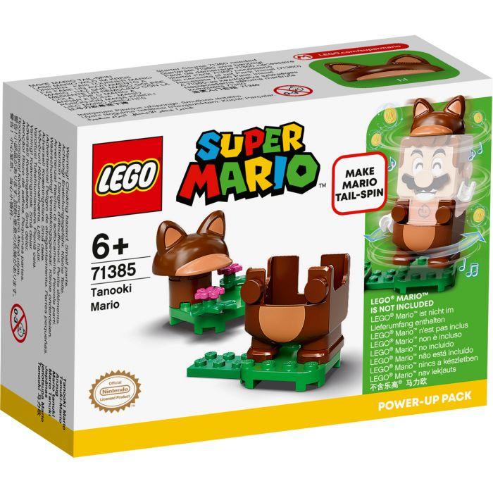 LEGO Super Mario 71385 Power-Uppakket: Tanuki-Mari