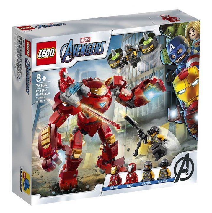 LEGO MARVEL AVENGERS 76164
