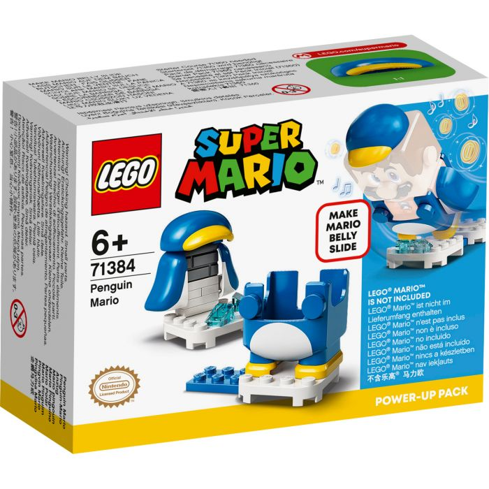 LEGO Super Mario 71384 Power-Uppakket: Pinguïn-Mar