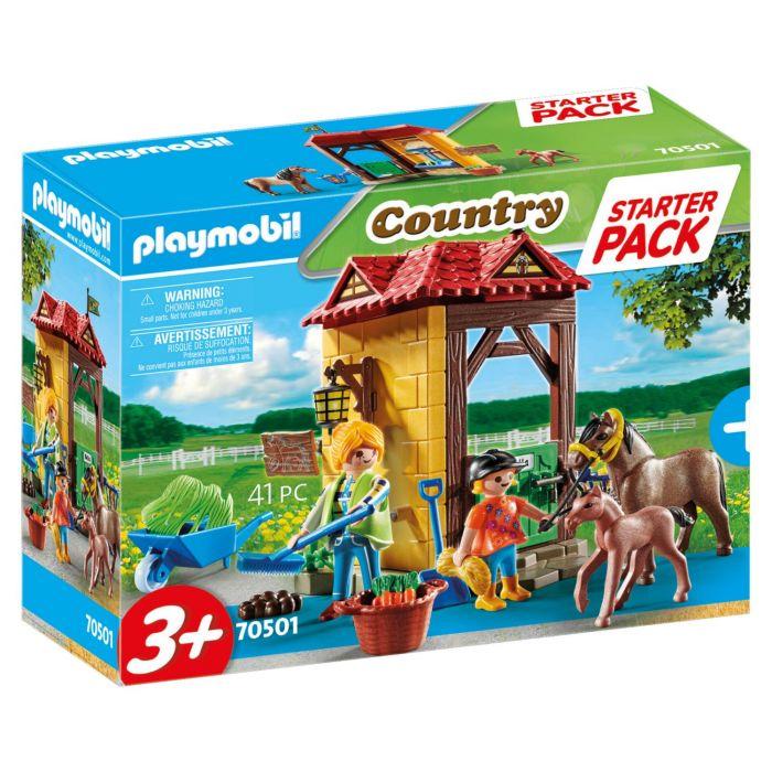 Playmobil 70501 Starterpack Manege