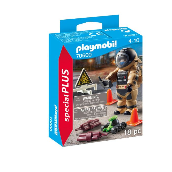 Playmobil 70600 Politie Speciale Eenheid