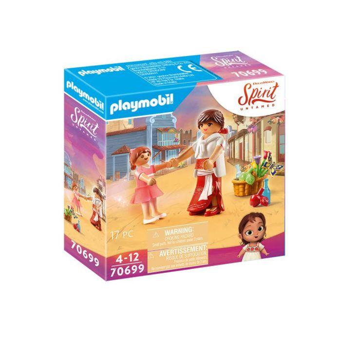 Playmobil 70699 Spirit Jonge Lucky & Milagro