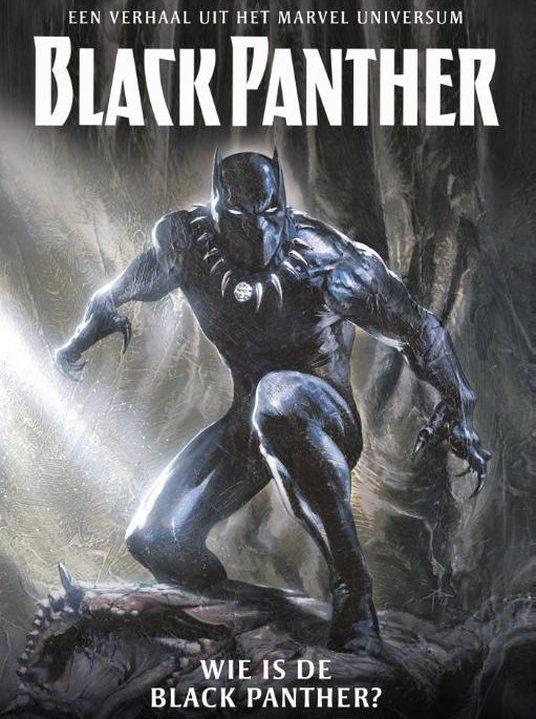 Marvel – Wie is de Black Panther?
