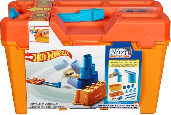 Hot Wheels Track Builder Stunt Basis kit