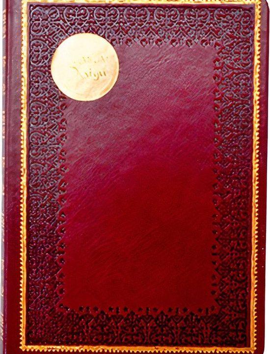 Verhaak Notitieboek Old Books