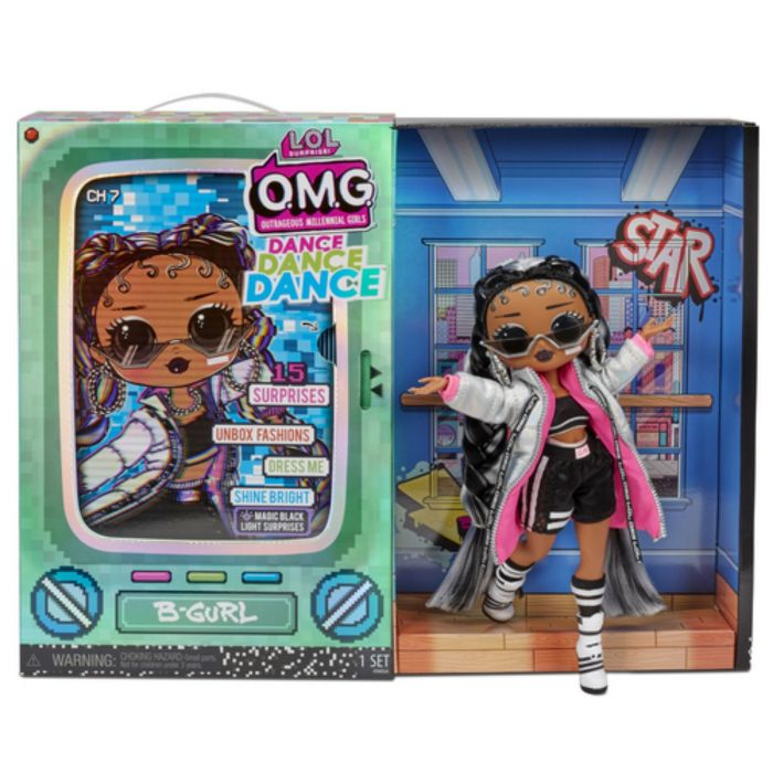 Lol Surprise OMG Dance Doll B-Gurl