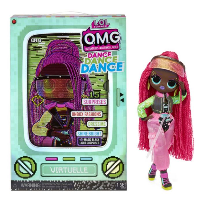 Lol Surprise OMG Dance Doll Virtuelle