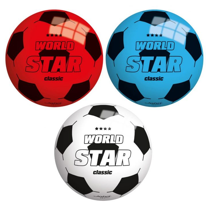 BAL WORLD STAR 3 ASSORTI