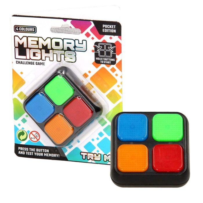 Memory Licht Zak Editie Met Licht en Geluid