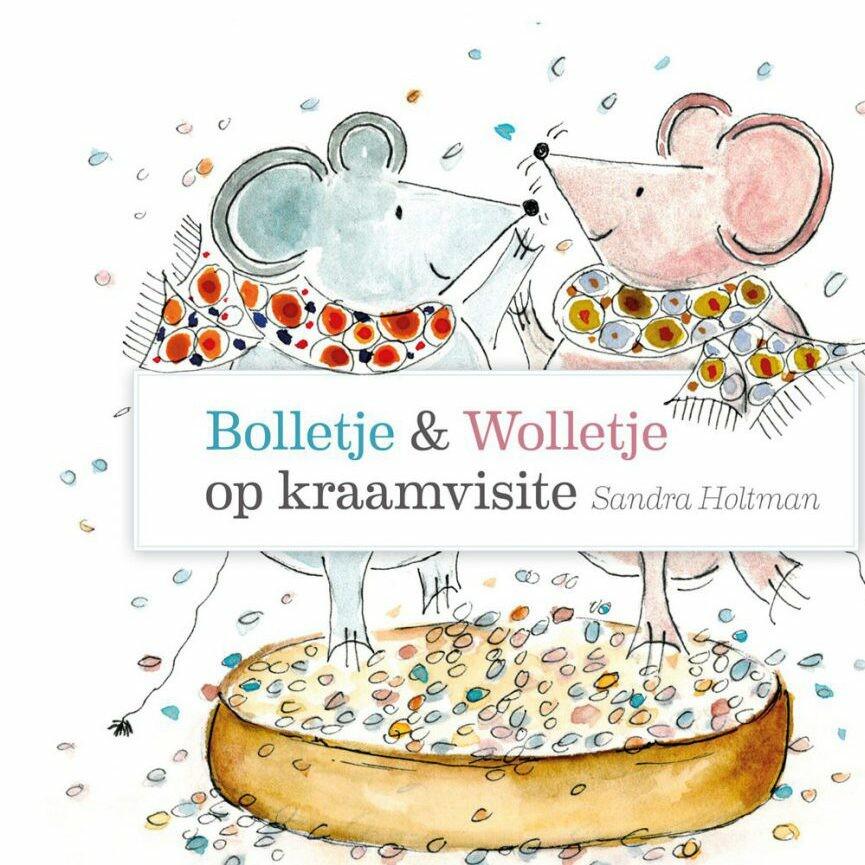 Bolletje & Wolletje op Kraamvisite