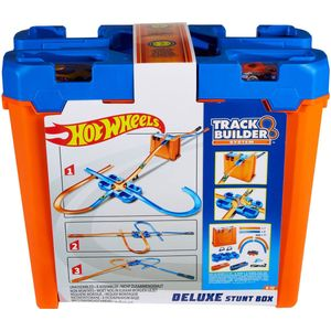 Hot Wheels Track Builder System Set Assorti