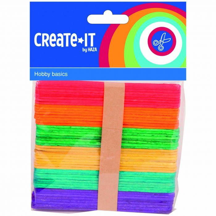 Create-It Ijsstokjes 50 Stuks