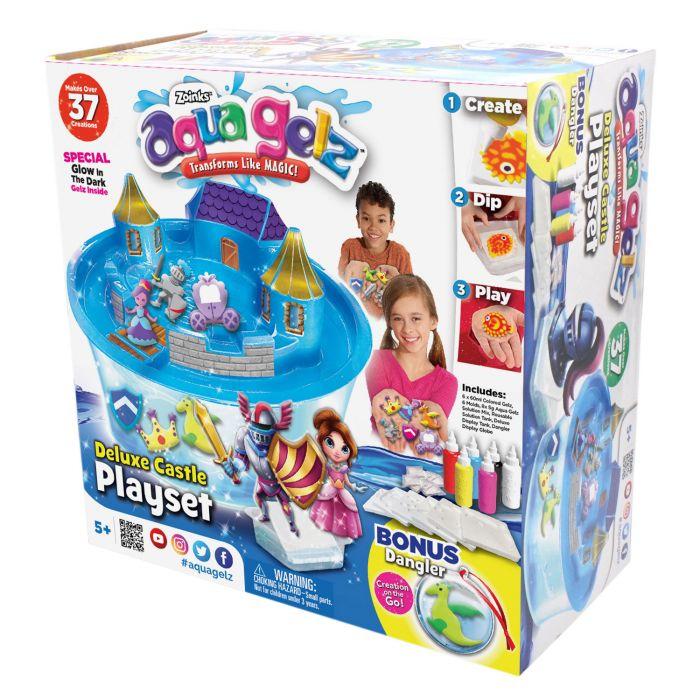 Aqua Gelz Deluxe Castle Playset