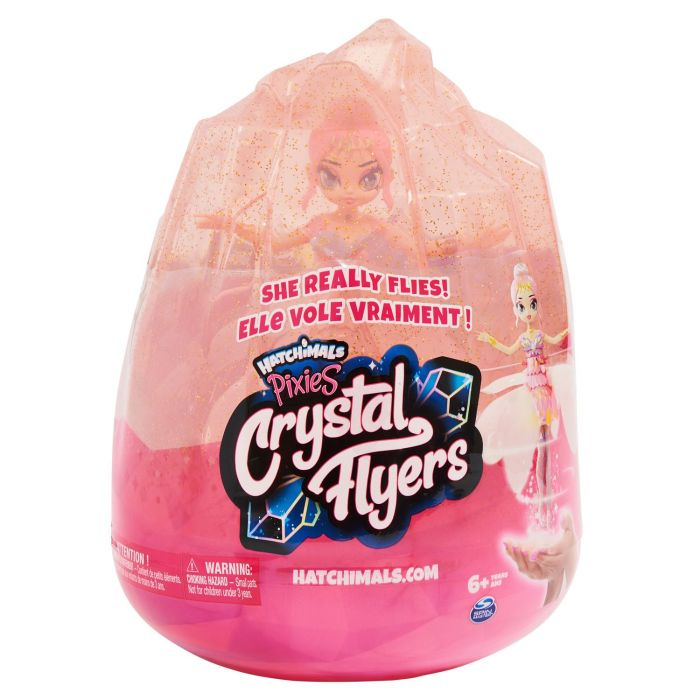 Hatchimals Crystal Flyers Krystalina Rose