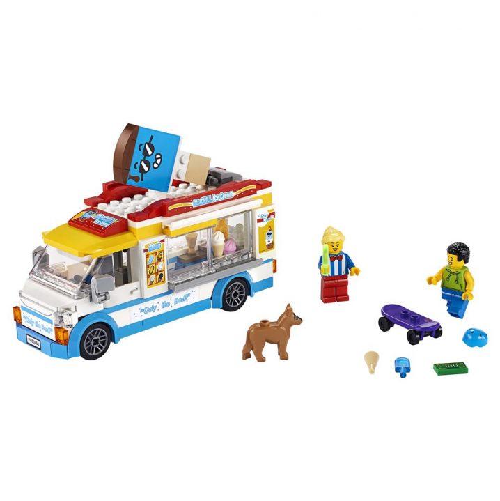 LEGO CITY 60253 ICE-CREAM TRUCK