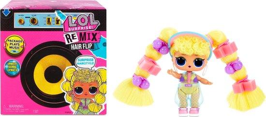 L.O.L. Surprise! Remix Hairflip Tots