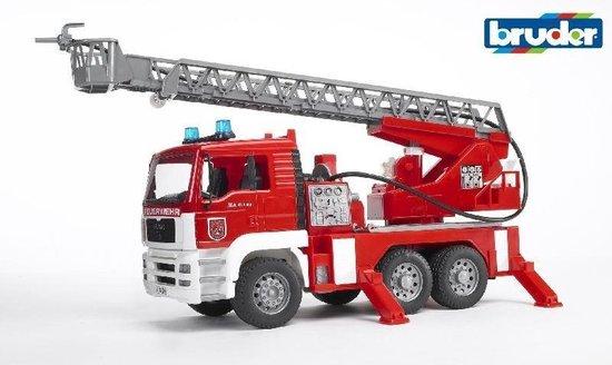 Bruder Auto Brandweerwagen Met Pomp