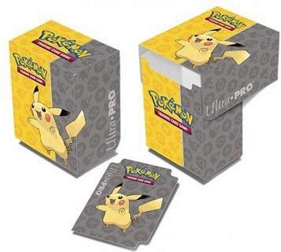 Deckbox Pokémon Pikachu