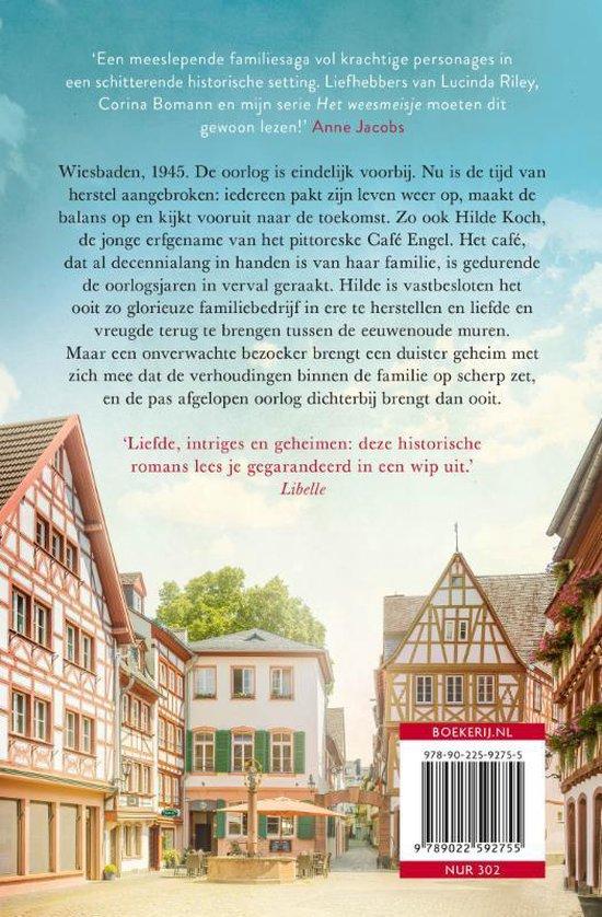 Café Engel 1 – Hildes droom