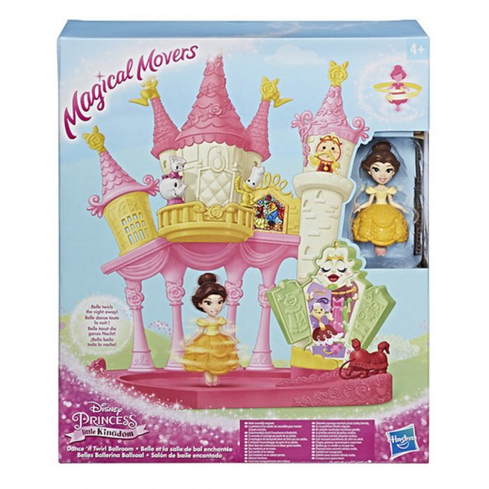 Disney Princess Magical Movers Belle & Kasteel