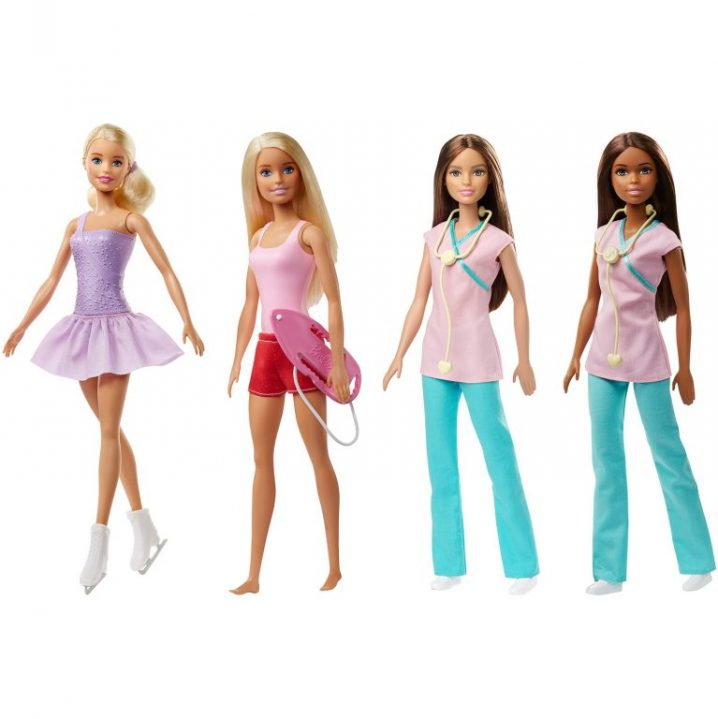 Barbie Careers Pop Assorti