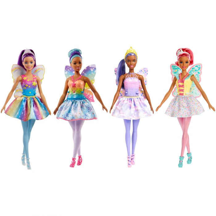 Barbie Dreamtopia Fairy Doll Assorti